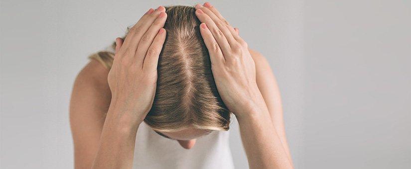 utrata włosów