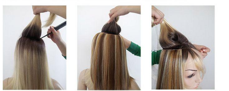 włosy nażyłce